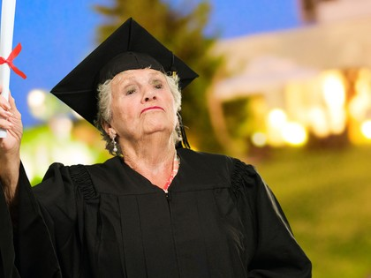 Fast & Cheap Online Degrees for Seniors